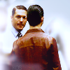 king_touchy: Arthur and Eames from Inception (arthur /  eames)
