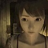 estirose: Mio Amakura looking worried as Mayu sounds like Sae. (Mayu is creepy behind Mio - Fatal Frame)