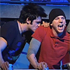 healingmirth: Will (Michael Esper) and Tunny (Stark Sands) from American Idiot (Tunny/Will)