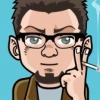 bobus: (Smokin manga style)