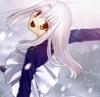 dressofheaven: (Happy Ilya in snow)