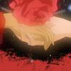 birgitriddle: (SKU - Utena & Anthy hands w/ rose)