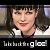 "kerravonsen: Abby: ""Take back the glee!"" (take-back-the-glee, Abby, Abby-glee)"