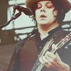 saint_corvid: (Jack White guitar)