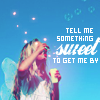 bluejai: (Tell Me Something Sweet)