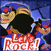 kristensk: SWAT Kats rushing to action (sk let's rock)