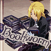 kristensk: reading (fma bookworm)