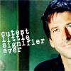 mecurtin: John Sheppard, cutest little signifier ever (John is the cutest signifier)