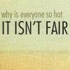 caurque: (life is never fair)