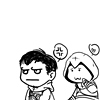 hostilecrayon: Altair annoys Malik (Altair Bugs Malik)
