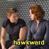 amanuensis1: (hawkward)