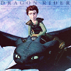"jordannamorgan: Hiccup and Toothless, ""How to Train Your Dragon"". (Dragon Rider)"