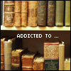 druidspell: Addicted to books. (Books)