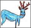gk: (sophia deer)