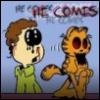 gloomsan: (He comes)