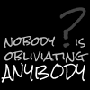 jenett: nobody is obliviating anybody (nobody is obliviating anybody)