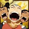 eleanorjane: the gaang screaming (aaaaagh)