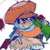 tiamat_shot: moogle with bazooka (moogle like big boom)