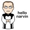 janeturenne: (hello narvin)