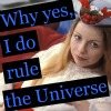janeturenne: (rule the universe)
