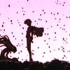 lanjelin: Anthy and utena in rose flurry (Shoujo kakumei utena)