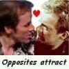 knitekat: (Opposites Attract)
