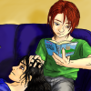 catofshades: (Reading Time Color)
