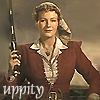mecurtin: uppity pirate woman, with gun (uppity)