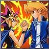 codyne: Yugi and Joey BFF! (Yu-Gi-Oh!) (yugi)