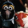 marginaliana: Gonzo & Camilla (Muppets - Gonzo & Camilla)