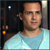 notgivingyourmoneyback: Harvey Specter, dressed down, standing in his doorway ([neu] casual at home)