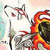 queenlua: Amaterasu from Okami. (Okami)