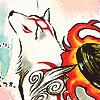 queenlua: Amaterasu from Okami. (Okami)