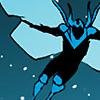 escarabajoazul: (in flight)