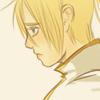 kinship: ([sad] weary)