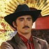 kasihya: Ned from Pushing Daisies, wearing a straw hat and obviously fake moustache (ned)