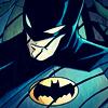 illustrated: (→ batman • i am badass)