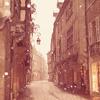 gonergone: (cityscape: narrow street)