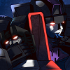 angleofscience: (dark!Jetfire and Starscream - taste)