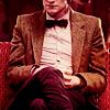 tie: (bowtie)