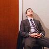 broken_arrow: (sleeping in chair Renner)