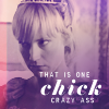 outofmymind: parker, the crazy chick. (Default)