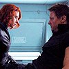 broken_arrow: (Clint Nat sexual tension)