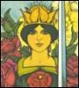daidoji_gisei: Tarot Queen of Swords (Queen of Swords)