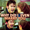 bas_math_girl: Why did I marry you? (Why, marry)