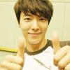 softcloud: superjunior ಌ donghae (sukira ❧ thumbs up)