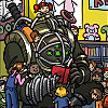 existence: big daddy, bioshock, MANLY COMIC OF MANLY THINGS (STORYTIME)