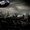 apocalypsesweet: From 'Welcome to the Black Parade' music video, it shows the band in the distance on their float. (Black Parade)