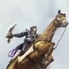 anarrowtotheeye: (Horseback)