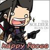 emory: ~ZACKS~ (this soldier runs on happy faces!!1!)